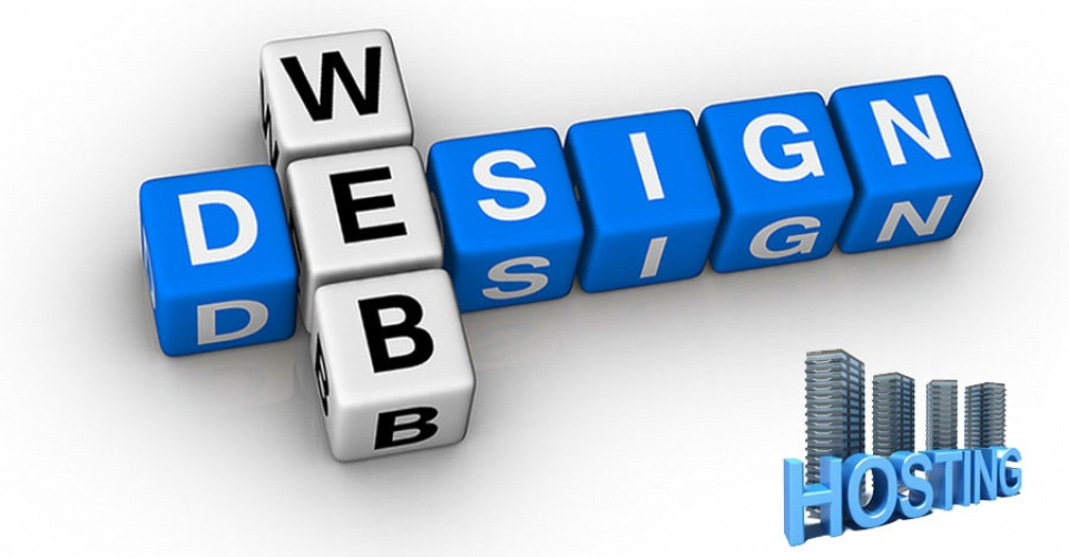Web design si hosting